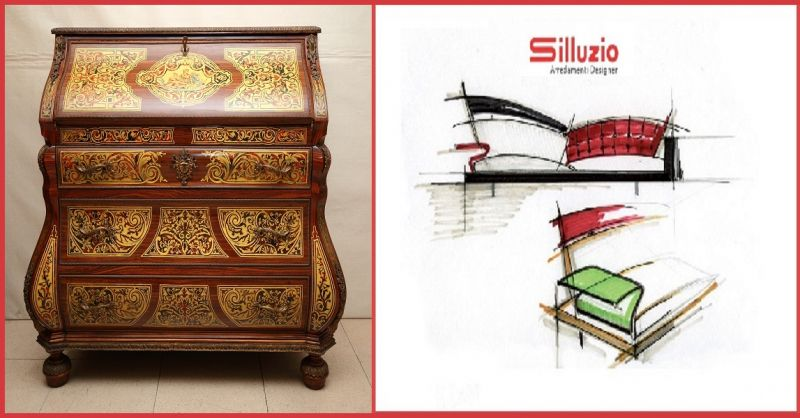 SILLUZIO ARREDAMENTI offers prestigious, Italian-made furniture - Sale of stylish, Italian-made