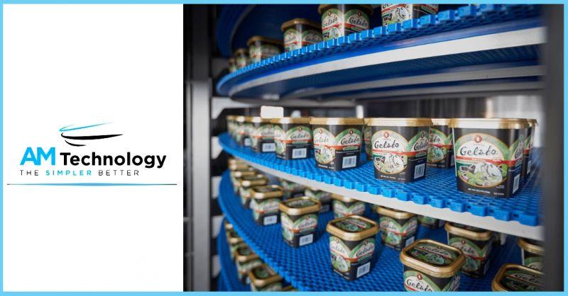 AM Technology - Azienda leader realizzazione impianti surgelazione industriale made in italy