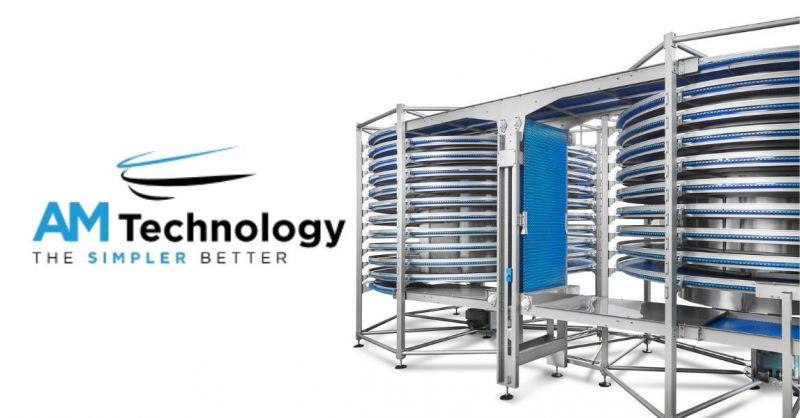 AM TECHNOLOGY SRL - Realizzazione personalizzate impianti movimentazione settore alimentare