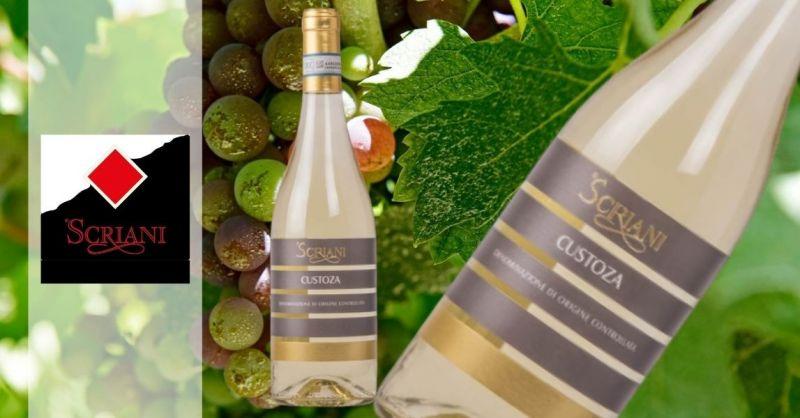 Azienda Agricola SCRIANI - Online sales white table wine Custoza DOC 2018