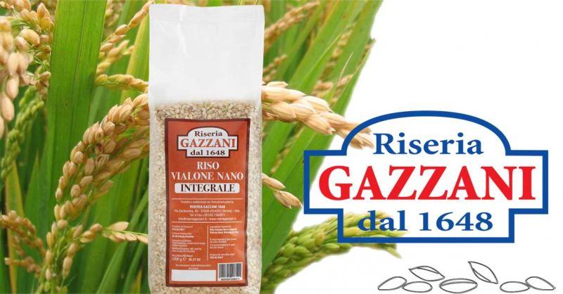 Offerta produttori italiani di riso Integrale Vialone Nano - Occasione Vendita online Riso Integrale
