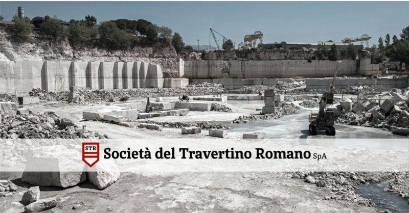 SOCIETÀ DEL TRAVERTINO ROMANO - Find a leading company in the Roman Travertine sector Made in Italy