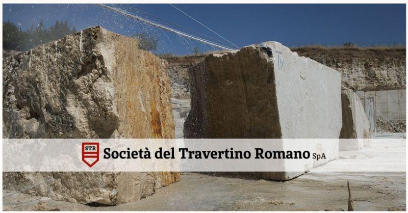 SOCIETÀ DEL TRAVERTINO ROMANO - Offerta produzione lavorazione travertino Romano Made in Italy