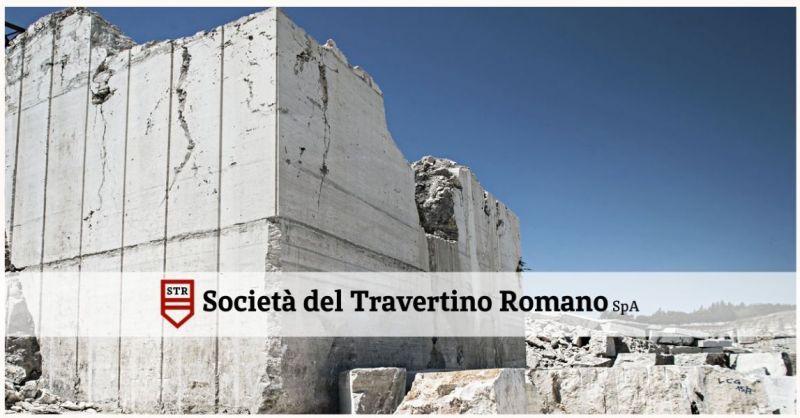 SOCIETA' DEL TRAVERTINO ROMANO - هل تبحث عن شركة رائدة في قطّاع الترافرتين الروماني